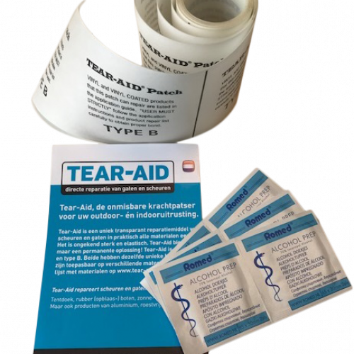 Tear-Aid auf Rollen ab 100 cm